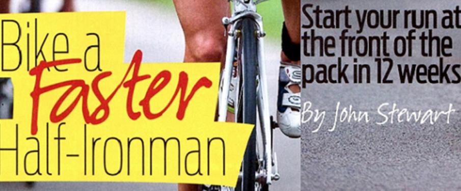 Bike A Faster Half-Ironman