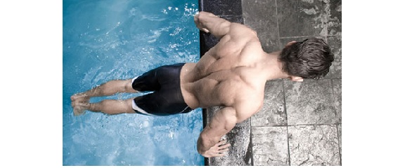 Energize Your Swims With Deck Work